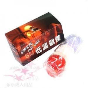 SM专用低温蜡烛(短)(货号:F8004)