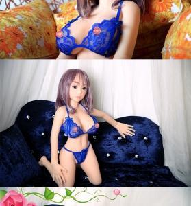 拓聪125cm萝莉小女友实体娃娃(有视频)(货号:C4025)