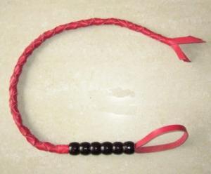 橘红编织鞭SK-P06(货号:F0001)