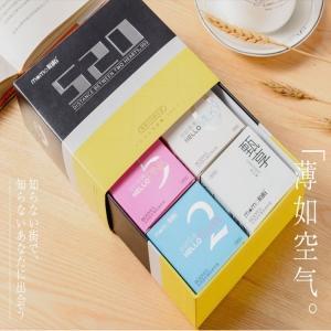 陌陌520组合装避孕套超薄情趣型润滑G点套32只装(货号:H3052)